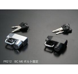 POWER パワー PR212BK ヘルメットホルダー BC ブラック ラフ&ロード