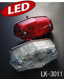 LUKE LK-3011RD LEDテールランプ ミニルーカス レッド ラフ&ロード