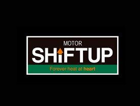 シフトアップ 201510-53 ステアリングダンパーブラケットセット シルバー エイプ50-100/XR50-100 シフトアップ 201510-53