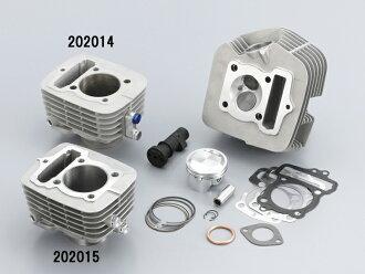Shift 202015 SPARTAN (Spartan) head 115 cc bore up Kit (cast iron) APE 100 XR100 / NSF100 shift 202015