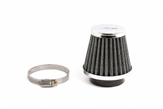 SP takegawa takegawa 03-01-100 round tapered air filter 42 mm PB18 / PD22/VM22/VM24 Keihin and Mikuni VM26