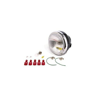 SP Takekawa Takegawa 09-03-072 frequent use headlight kit 6V&12V installation width 155mm/ lens diameter 123mm SP Takekawa Takegawa 09-03-072