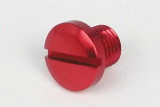 Frequent use with SP Takekawa Takegawa 06-01-0408 mirror hall cap original screw 10* P1 .25 red one