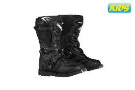 ONEAL オニール 0324R-101 RIDER ブーツ キッズ ブラック K13インチ WESTWOOD ウエストウッド