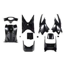 スズキ アドレスV125/G CF46A インナーカウルセット 12点 黒 ブラック  塗装済  外装セット  バイクパーツセンター