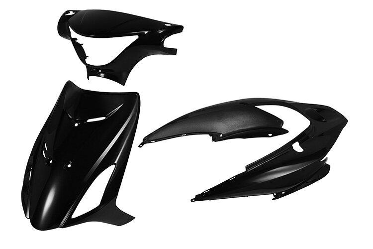 スズキ アドレスV125/S CF4MA 外装セット 3点 黒 外装セット  ブラック  バイクパーツセンター