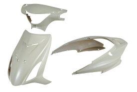 スズキ アドレスV125/S CF4MA 外装セット 3点 白 外装セット  ホワイト  バイクパーツセンター
