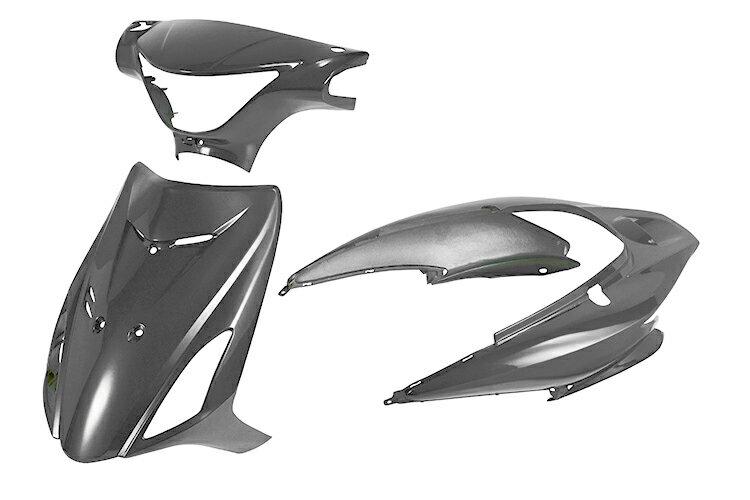 スズキ アドレスV125/S CF4MA 外装セット 3点 ガンメタ 外装セット  バイクパーツセンター