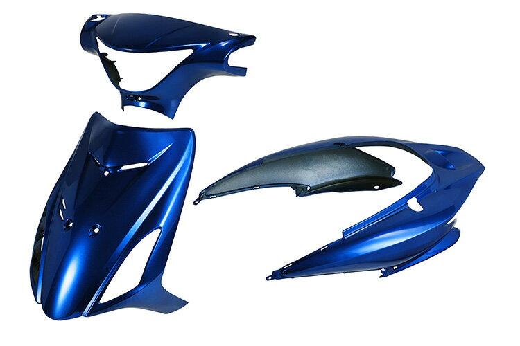 スズキ アドレスV125/S【CF4MA】外装セット 3点 青【外装セット】【ブルー】 バイクパーツセンター