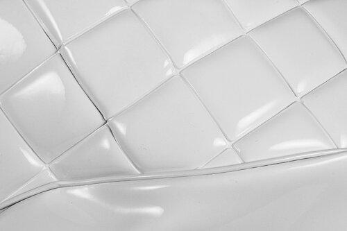 ヤマハリモコンジョグ/ZR【SA16J】エナメルシート白【ホワイト】【補修張替え用】『バイクパーツセンター』