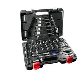 Moto Tools インチ工具 44PCS セット アメ車 ハーレー用 揃えて置きたい便利ツール バイク用品・工具セット  バイクパーツセンター