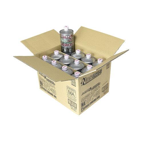 プレミアムエンジンオイル10W-301L12缶(1箱)日本国内産バイク用NBSジャパンG1互換スクーター4st【オイル特集】【期間限定価格】