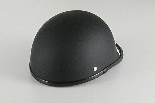 ダックテールロングマットブラック【フリーサイズ】【124cc以下】【SG規格適合PSCマーク付】【バイク】【オートバイ】【ヘルメット】【半帽】バイクパーツセンター