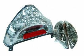 スズキ アドレスV125/G CF46A LEDテール ウインカーセット クリア  V125G  バイクパーツセンター
