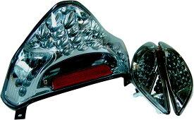 スズキ アドレスV125/G CF46A LEDテール ウインカーセット スモーク  V125G  バイクパーツセンター