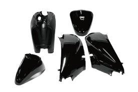 ホンダ トゥデイ AF67 外装カウルセット 5点 黒 ブラック  高品質  台湾製  外装セット  TODAY  Today  today  補修  バイクパーツセンター