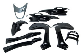 ヤマハ マジェスティ125/Fi  5CA  外装カウルセット 9点 黒 ブラック  Majesty125  塗装済  外装セット  バイクパーツセンター
