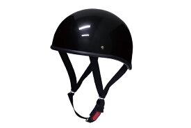 ダックテール ブラック  XLサイズ  124cc以下  SG規格適合 PSCマーク付  バイク  オートバイ  ヘルメット  半帽  バイクパーツセンター
