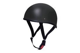 ダックテール マットブラック  フリーサイズ  124cc以下  SG規格適合 PSCマーク付  バイク  オートバイ  ヘルメット  半帽  バイクパーツセンター ハーレー ヘルメット ダック テール