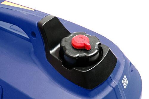 発電機SF-1000F青ブルー【900W】DIY災害時の電力供給源携帯発電機(インバーター式、正弦波)【災害時の電力確保に最適】【小型発電機】