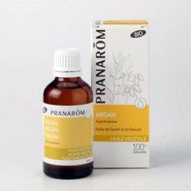 【送料無料】【ポイント10倍】『プラナロム アルガンオイル50ml』<キャリアオイル 植物油>【PRANAROM アルガンドール アロマオイル コスメティックオイル モロッカンオイル】
