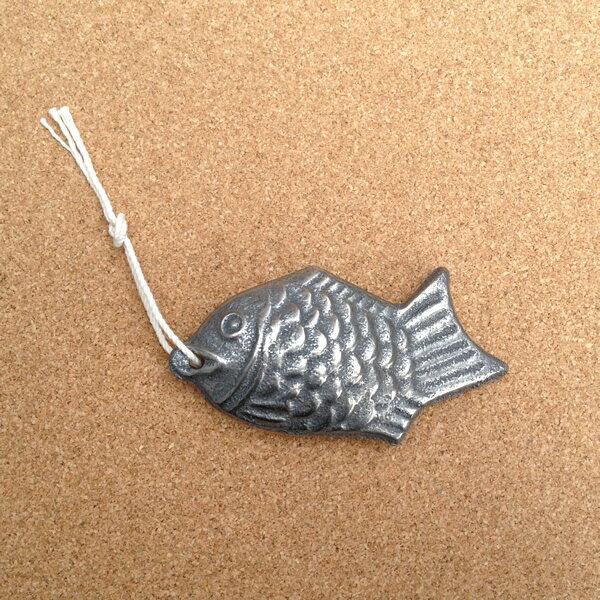 【4個までメール便送料250円】『鉄の健康鯛』【鉄分 補給 砂出し 色つけ 便利 キッチン 鉄玉子 雑貨】
