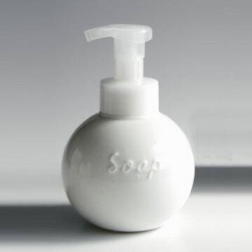 【送料無料】『ロロ オーブ ムース (フォーム) ボトル』[LOLO]【詰替え容器 詰替えボトル 泡 ディスペンサー ソープディスペンサー フォームボトル】【あす楽対応_近畿】