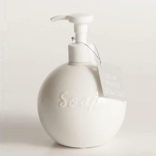【送料無料】『ロロ オーブ ソープボトル』[LOLO]【液体石けん用 詰替え容器 詰替えボトル ディスペンサー ソープディスペンサー ソープボトル】