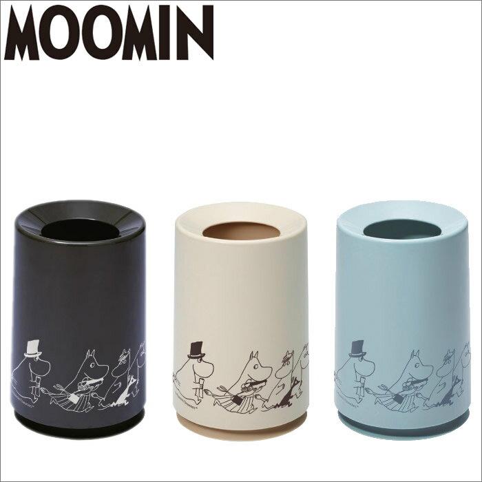【送料無料】『MOOMIN ムーミン ダストボックス ファミリー (FAMILY)』【DUSTBOX ムーミン グッズ ゴミ箱 ごみ箱 インテリア 雑貨】