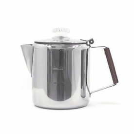 『コーヒーパーコレーター 6cup 1000ml』【南海通商 直火 コーヒーメーカー コーヒー ポット パーコレーター】