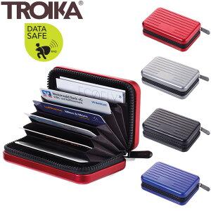 『ドイツ トロイカ カーテンカファー』【TROIKA カードケース カード入れ スーツケース スキミング゛防止 クレジットカード入れ】