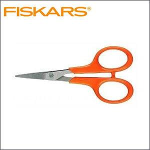 【ゆうパケット対応】『フィスカース 糸切り用はさみ』【Fiskars ハサミ 裁縫 文房具 文具 事務用品】