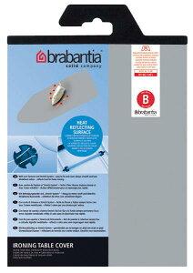 【ゆうパケット・ネコポス対応】『ブラバンシア アイロン台 スペアカバー 124×38cm用 (シリコン加工)』※brabantia