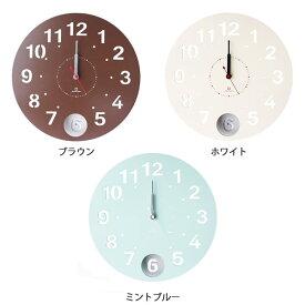 【送料無料】『サークルクロック YK14-105 振り子時計』〜Circle clock〜【ヤマト工芸 yamato インテリア 掛け時計 振り子時計 時計 日本製】