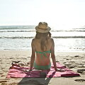 砂がつかないビーチブランケット、どのデザインがおしゃれでおすすめですか?