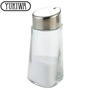 『ユキワ ソルトシェイカー 塩入れ (#8067000)』【YUKIWA テーブルウェア キッチン 調味料入れ スパイスボトル 塩 ソルト 容器 ボトル】