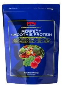 エムピーエヌ MPN パーフェクトスムージープロテイン PERFECT SMOOTHIE PROTEIN 1.6kg マスカット&ピーチ ダイエット 置き換え 健康 ギフト ファスティング