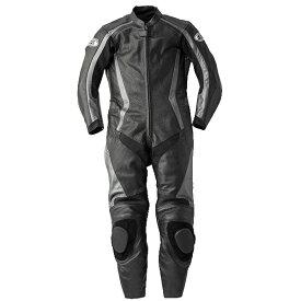 スピードオブサウンド SOS-18 レザースーツ ブラック/ブラック