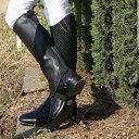 乗馬用チャップス 本革チャップス 乗馬チャップスハーフチャップス ゲートル 本革 ゲートル 乗馬用品 馬具 乗馬用 …
