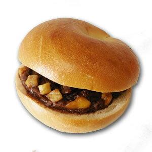 ベーグルサンド(チョコバナナ) 2個入り【BIKKEセレクト】 /(bagel sandwich)
