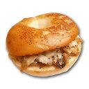 れんこんときのこのベーグルサンド (2個入り)【BIKKEセレクト】 /(bagel sandwich)