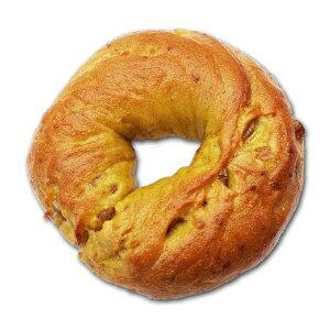 生姜とくるみのかぼちゃベーグル(2個入り)【BIKKEセレクト】 /(Ginger Walnuts bagel)