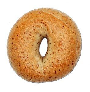 焙煎全粒粉ベーグル(2個入り)【BIKKEセレクト】 /(Roast whole wheat flour bagel)