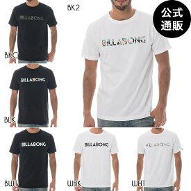 【SALE】【送料無料】2019 ビラボン メンズ UNITY LOGO ベーシックTシャツ 全10色 S/M/L/XL BILLABONG