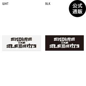 2019 エレメント ステッカー 全2色 F ELEMENT