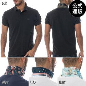 【SALE】【送料無料】2019 ビラボン メンズ ベーシック ポロシャツ 全4色 S/M/L/XL BILLABONG