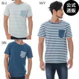 【SALE】【送料無料】2019 ビラボン メンズ INDIGO TEE Tシャツ 全3色 M/L BILLABONG