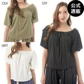 【SALE】2019 ビラボン レディース 2WAY Tシャツ 全3色 M BILLABONG