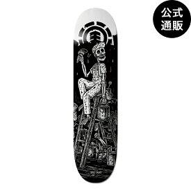 ◆デッキテープ付◆2019 エレメント スケートボード 8.5インチ【TIMBER!】 TIMBER SP BYGONE デッキ 全1色 8.5 ELEMENT