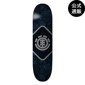 ◆デッキテープ付◆2019 エレメント スケートボード 7.75インチ TRAVEL WELL デッキ 全1色 8 ELEMENT